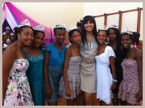 Motivating Girls: The Princess Day Project Beautiful Smiles
