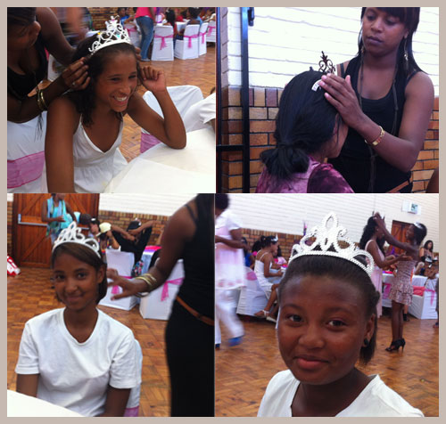 Motivating Girls: The Princess Day Project Confession Crowning Time