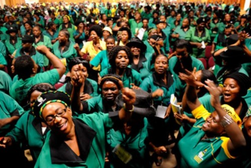 A Dream to See the End to Violence Against Women -ANC Women's League