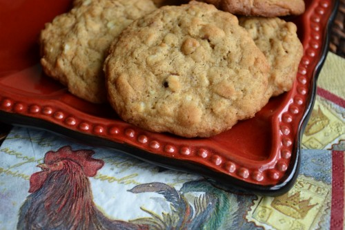Celebrating Dream Successes With Almond Butter Oatmeal Cookie Recipe