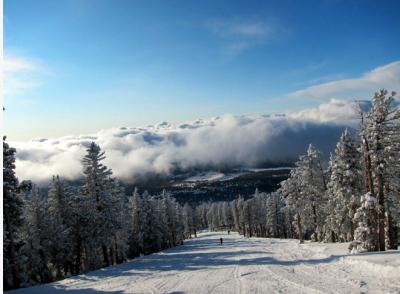Arizona skiing