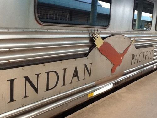 Great Railway Journeys: Australia's Indian Pacific