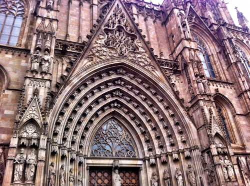 Top 8 Things to do on a Dream Barcelona Break: Barcelona Cathedral