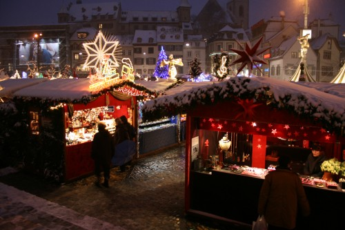 Holiday Travel Dreams: Top 8 Christmas Markets in Europe - Basle Christmas markets