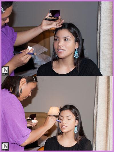 Successful Photo Shoot: Make up by Terri Lucks