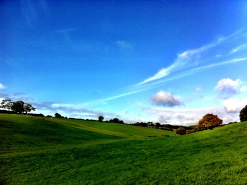 Travel Saturday: Sharing World Wandering Images -Berkhamstead England countryside