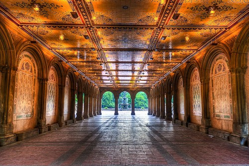 Best City Breaks: New York City or London? Bethesda Terrace, Central Park, NYC by Francisco Diez