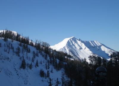 Ski in Big Sky, Montana: Breathtaking scenery