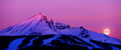 Travel dreams: Monday off in Big Sky Montana