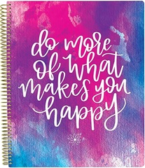 Inspirational Planners: bloom daily planners All In One Ultimate Monthly and Weekly Planner, Notebook, Sketch Book, Grid Pages, Coloring Book and More