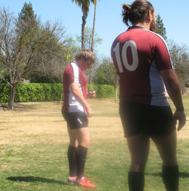 California Drought Interrupts Dream Progress: Brian Rugby Fresno