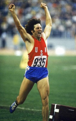Famous Olympic Images: Bruce Jenner photo by Eatrunswag