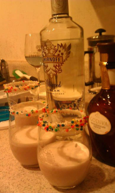 Monday Off Cake Batter Martinis and Other Birthday Dreams 8 Women