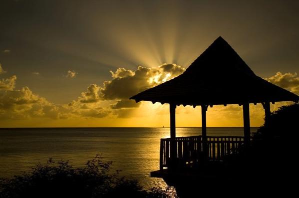 Calabash Cove radiates romance with stunning ocean vistas