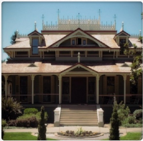 Travel to the Heart of the California Wine Country: The McDonald Mansion