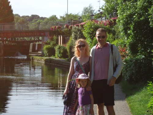 The Wandering Kiwi family