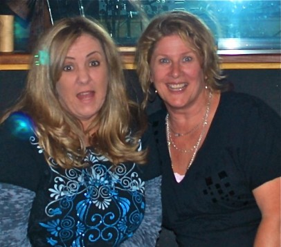 Toni and Laurie Mom Rappers