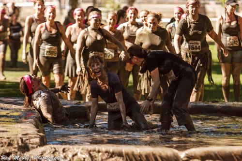 Dirty Girl 2012 - Muddy fun!