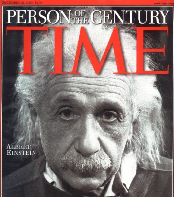 Einstein Time to Live Your Dreams