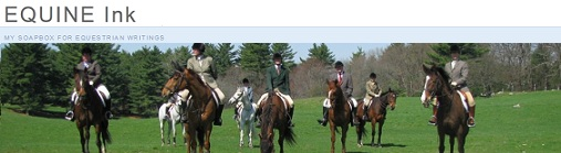 Top 8 Equestrian Blogs and Horse Websites on the Internet: Equine Ink