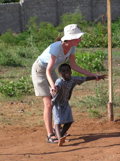 Volunteer Travel Abroad: Goalkeepers at the orphanage