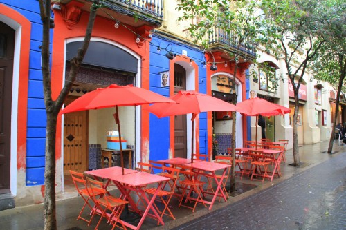 Top 8 Things to do on a Dream Barcelona Break: Gracia neighbourhood in Barcelona