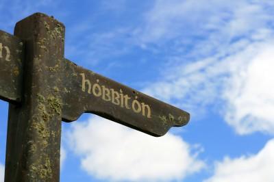 Hobbiton film set, New Zealand (pic: Natasha von Geldern)