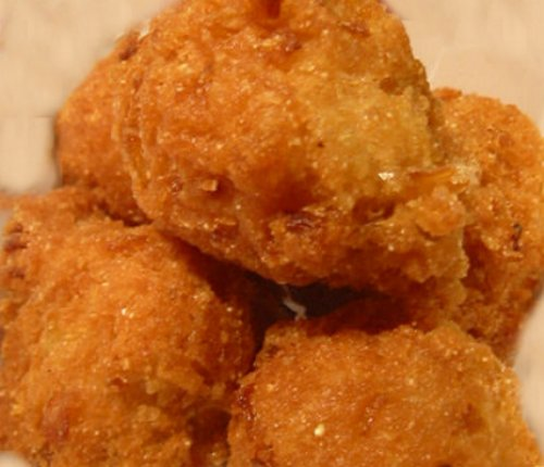 Crabmeat Hush Puppies