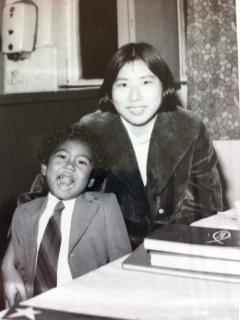 Image Kute and Mom