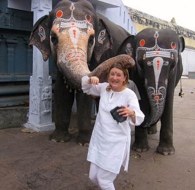 BreathDreamGo: A Mantra for Living the Dream in India with Indian Elephants