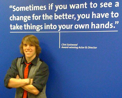 Jake - official FIDM student starting in 2013