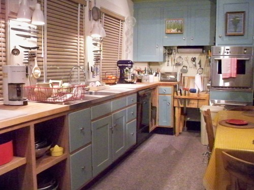 8 Top Items You Must Have to Create the Perfect Wine Country Dream Kitchen: Julia Child's Kitchen by Matthew Bisanz
