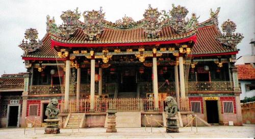 Khong Si Clan House, Penang Malaysia