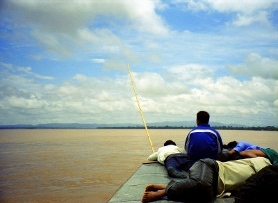 Why We Dream of Traveling the World: Laos - Slow boat on the Mekong River