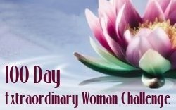 Top Blog Dream: Lisa's 100 Extra Ordinary Women Challenge