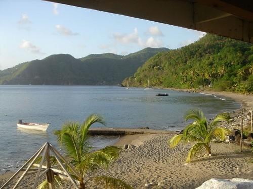 Travel Saturday: Malgretout Beach Saint Lucia