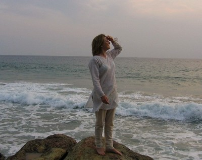 BreathDreamGo: A Mantra for Living the Dream traveling in India with Mariellen Ward