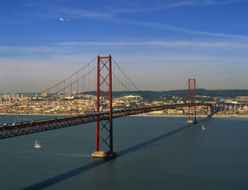 Must-Sees on a European Dream Vacation: Lisbon and the Suspension bridge