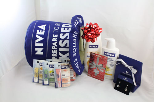 Win your own New Year's Eve Prize Pack from Nivea