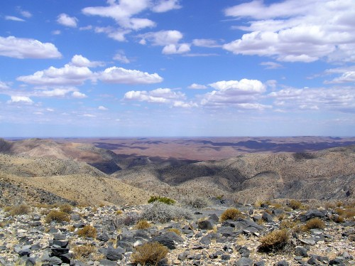 Best Hiking Travel Destinations: Namib-Naukluft-hiking-trails-Namibia