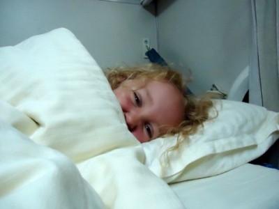National Geographic Traveler of the Year: Natasha travel dreams with sleepy Sofia