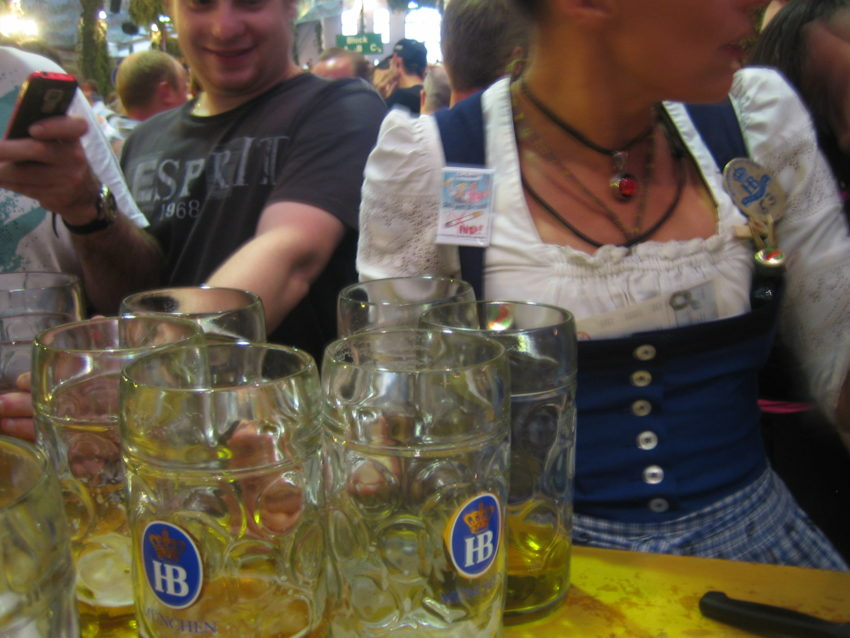 Bucket List Travel Dreams: Oktoberfest in Munich