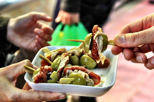 Top 8 Things to do on a Dream Barcelona Break: Olives in Barcelona