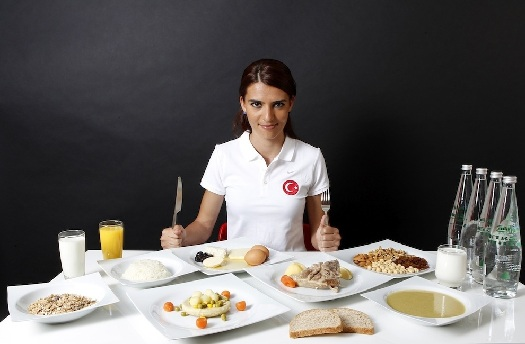 Eat Like An Olympian For Your Dream Fitness