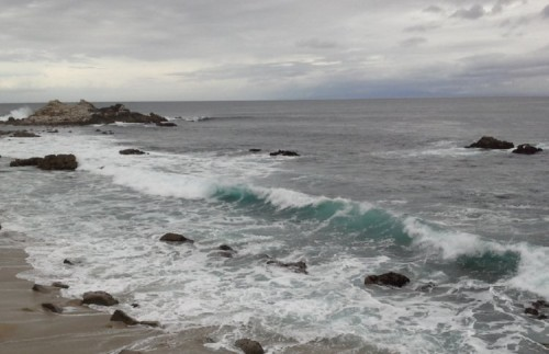 Are You An Over Achiever Under Collapse? Over achievers relax at the Monterey Coast