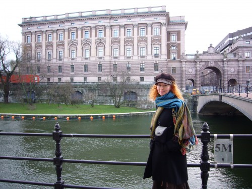Finding my blogging niche: What kind of a traveler am I? Natasha in Stockholm