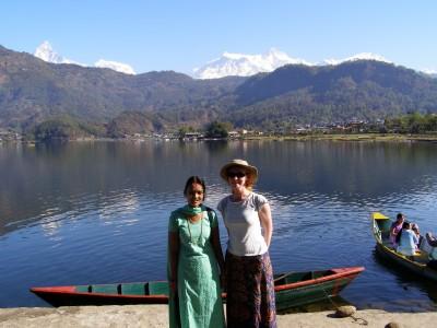 National Geographic Traveler of the Year: Natasha von Geldern in Nepal