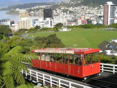 Wellington, New Zealand (pic: Natasha von Geldern)