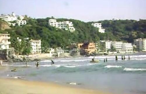 Monday Off at Casa Colina Mexico: Playa La Audiencia Beach