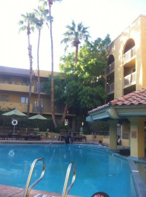 Poolside View Magic What Martha Beck Taught Me About Magic